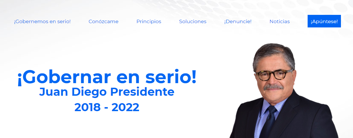 Elecciones en Costa Rica 2018 y el Cambio Climático