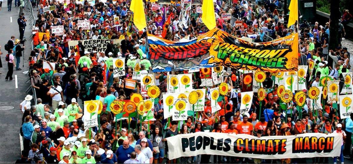 Nos sumamos al Climate Action Network