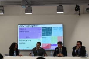 El evento paralelo contó con la participación de Nicolás Hagelberg, Coordinador de Cambio Climático en ONU Ambiente, Ignacio Lorenzo, Director de Cambio Climático de Uruguay, y Ambrosio Yobánolo, de la Agencia de Sustentabilidad y Cambio Climático de Chile